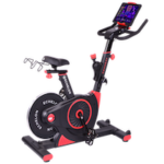Echelon ConnectV1_Angle_Red - Echelon exercise Bikes