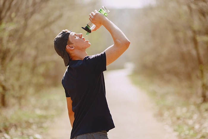 How to know you are dehydrated for cyclists