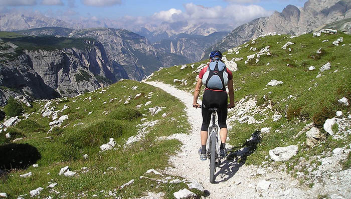 Mountain Biking for Resistance Exercise