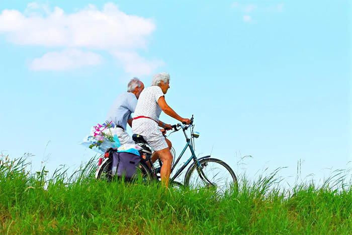 cycling benefits for seniors